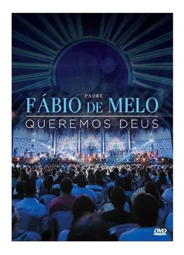 Dvd Fábio De Melo: Queremos Deus - Sony