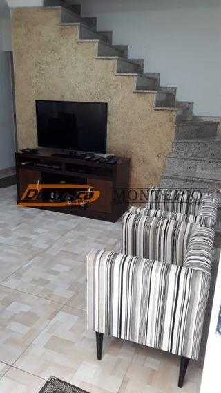 Sobrado Em Condomínio Fechado Novo - Jaçanã - Ml10466