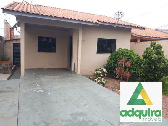 Casa Térrea Com 3 Quartos - 979161-v