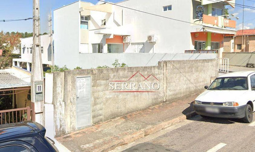 Terreno Para Alugar, 500 M² Por R$ 5.000,00/mês - Jardim Santa Rosa - Vinhedo/sp - Te0427