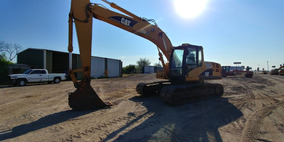 Excavadora Caterpillar 320cl Año 2006