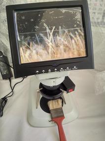 Microscópio Estereoscópico Tela Lcd 7