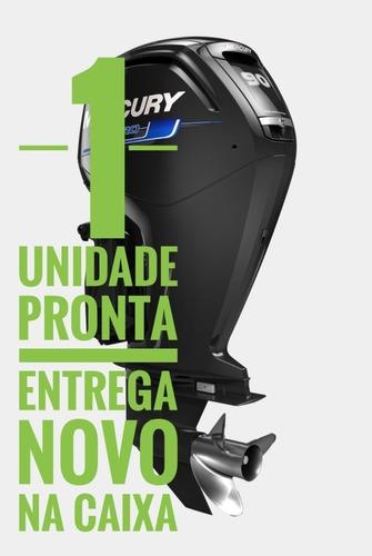 Motor De Popa Mercury   90 Hp  Sea Pro - Pronta Entrega