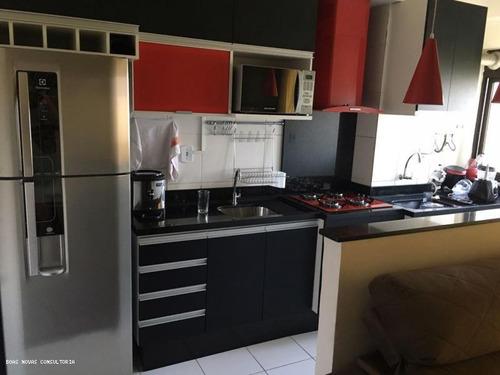 Apartamento Para Venda Em São Paulo, Vila Rio, 2 Dormitórios, 1 Banheiro, 1 Vaga - 98_1-310448