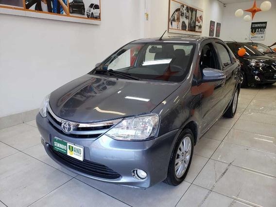 Etios Sedan Xls 1.5 Flex