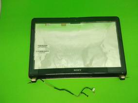 Carcaça Superior Notebook Sony Vaio Sv F14213