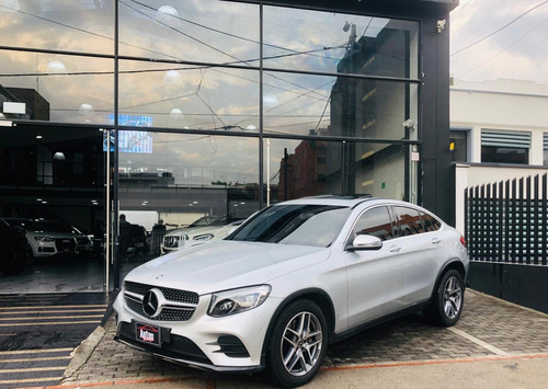 Mercedes Benz Glc 250 4 Matic Coupe Amg Line