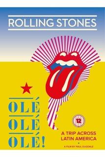 Dvd - Ole Ole Ole A Trip Across Latin America Rolling Stones