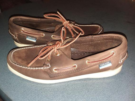 Zapatos Sebago Originales Talla 38