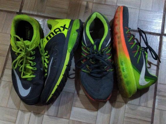 2 Tênis Nike Air Max