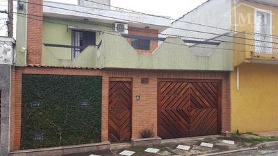 Sobrado Residencial À Venda, Vila Santa Isabel, São Paulo. - Codigo: So0121 - So0121