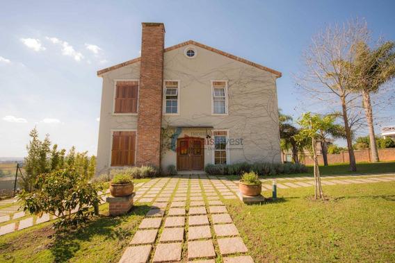 Casa Com 4 Dormitórios Para Alugar, 522 M² - Alphaville Graciosa - Pinhais/pr - Ca0086