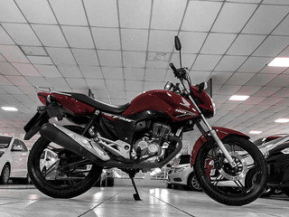 Honda Cg Fan 160 Ano 2018 Financiamos Em 36x Aceito Troca