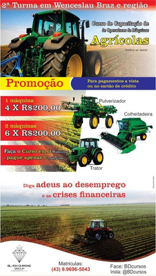 Curso Maquinas Agrícolas