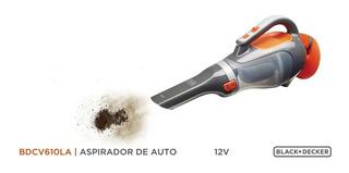 Aspiradora Para Auto Black + Decker 12v Bdcv610-la