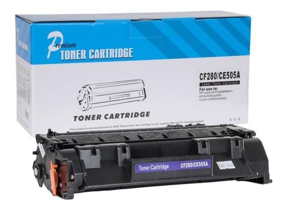 Toner Ce505a 505a 05a/cf280a| 280a| 80a P2035 P2050 M401