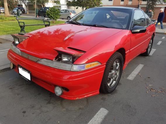 Mitsubishi Eclipse 2000cc, Deportivo Rojo.
