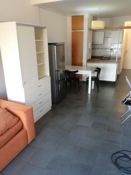 Monoambiente Equipado En Alquiler Palermo Contrato Largo