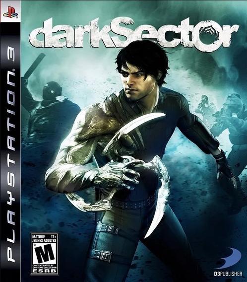 Dark Sector Ps3 - Leia Descrição