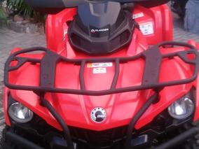 Quadriciclo Brp Canaan Modelo Outlander Max 570 Cc