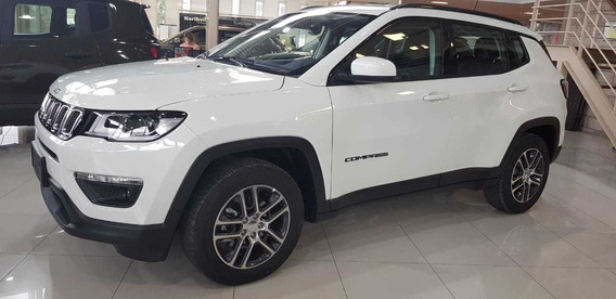 Jeep Compass Sport At6 Linea Nueva 2020