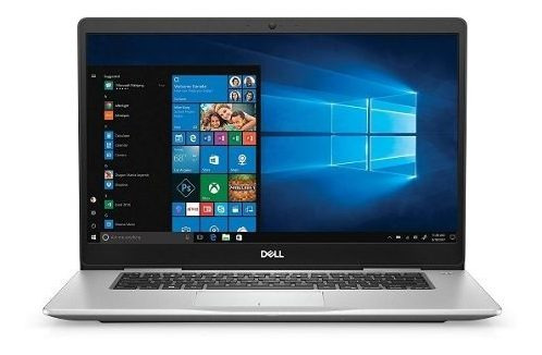 Notebook Dell I7570-7800slv-pus I7-8550u 512gb 940mx Touch