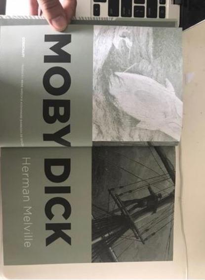Moby Dick - Herman Melville - Cosac & Naify
