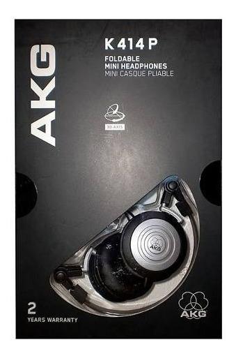 Headphone Akg K- 414 P - Presente