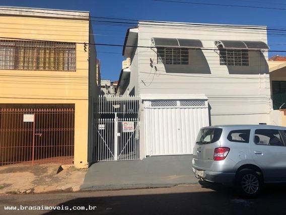 Casa Para Locação Em Presidente Prudente, Vila Euclides - 00462.003_1-1485777