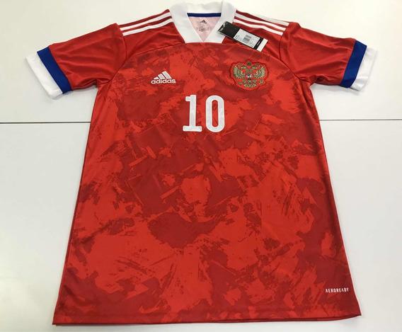 Camiseta De La Selección De Rusia Eurocopa 2020 Jugador 10
