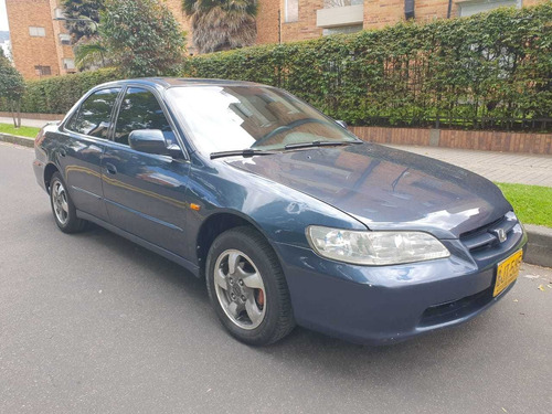 Honda Accord Ex-r