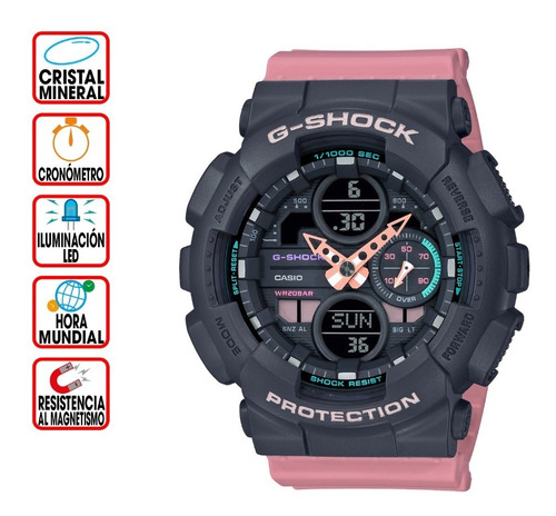 Reloj Casio G-shock Women S-series Gma-s140-4a