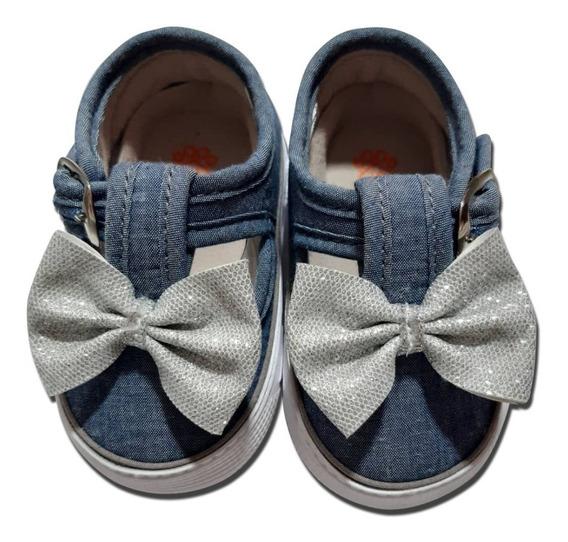 Zapatos Tenis Sandalias Niña Bebes Huellitas