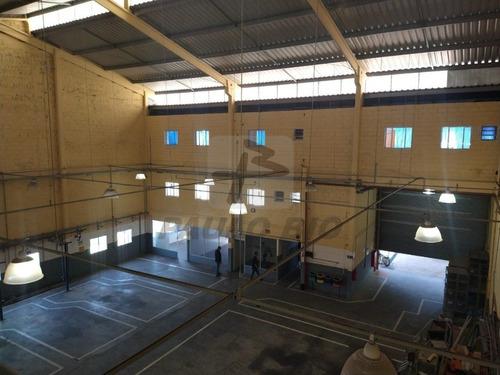 Imagem 1 de 15 de Galpao Em Condominio - Parque Capuava - Ref: 4100 - L-4100