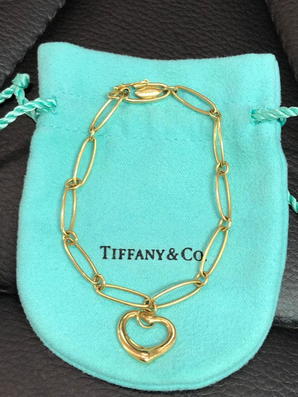 Pulsera Tiffany & Co. 18k (750) Original 100%