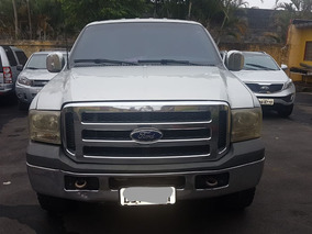 Ford F-250 3.9 Xlt Cabine Dupla 4x4 Ano 2007