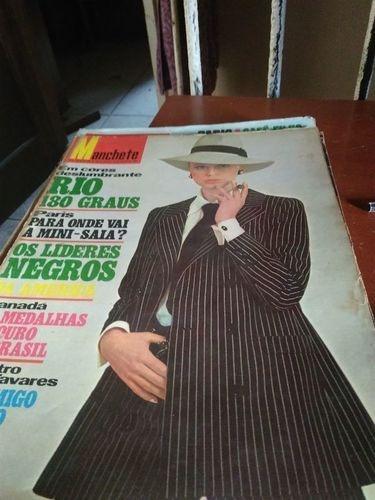 Revista Manchete Nº 800 - Agosto De 1967 - Rio 180 Graus