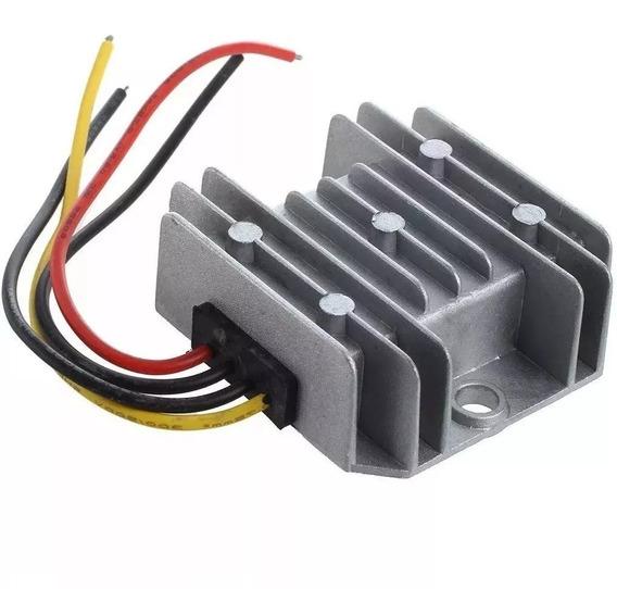 Inversor De Voltagem 24v Saida 12v 120w Dc 10a
