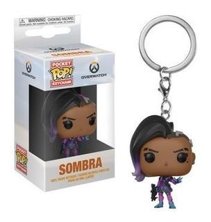 Overwatch - Sombra - Keychain - Funko Pop - Winston - Reaper