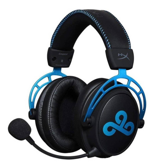 Fone de ouvido gamer HyperX Cloud Alpha cloud9 edition