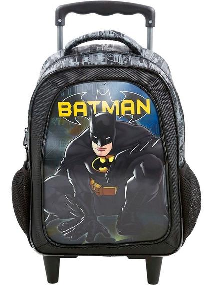 Mochilete Batman Dark Ligth Xeryus- G 7580