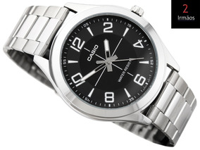 Relógio Casio Prateado Mtp Vx01d 1bdf