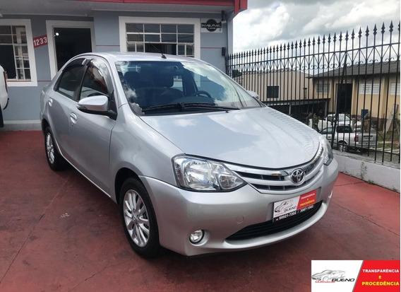 Toyota Etios Sedan 1.5 Xls
