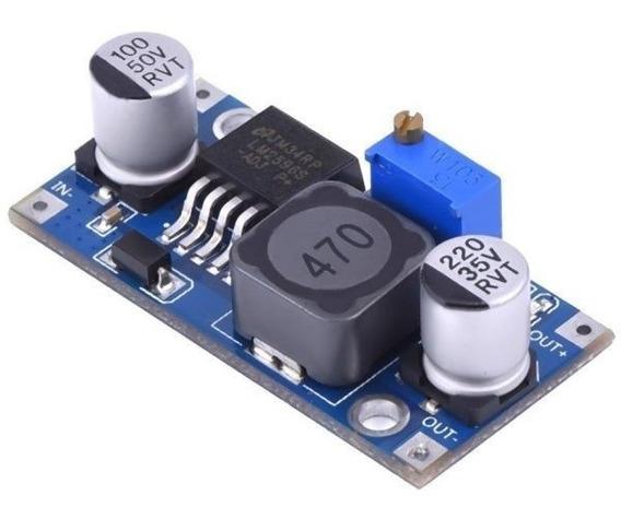 Lm2596 Fuente Step-down Dc-dc 1,23-35v 3a Arduino