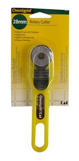 Cutter Rotatorio De 28mm - Omnigrid