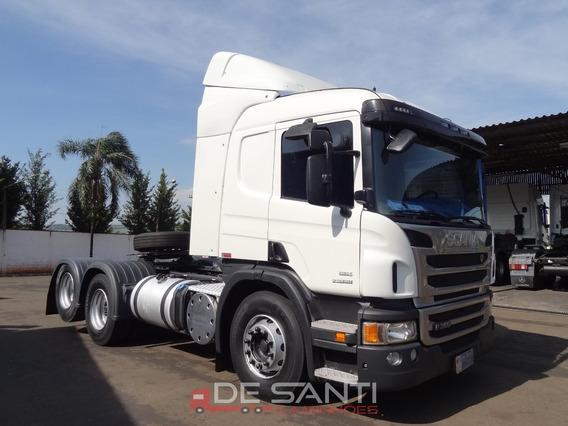 Scania P 360 6x2 2013/13 Opticruise De Santi Caminhões
