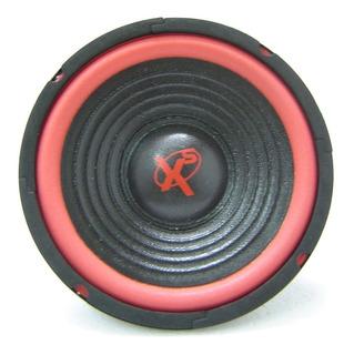 Parlante 12 Woofer 200w Soundxtreme 4 Ohm Wf1220 Ala De Goma