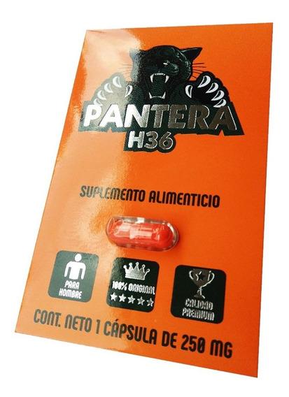 Suplemento Alimenticio Mejora Rendimiento Pantera H36