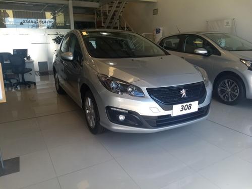 Robayna| Peugeot 308 2021 1.6 Feline Thp 165cv Tiptronic| Ne