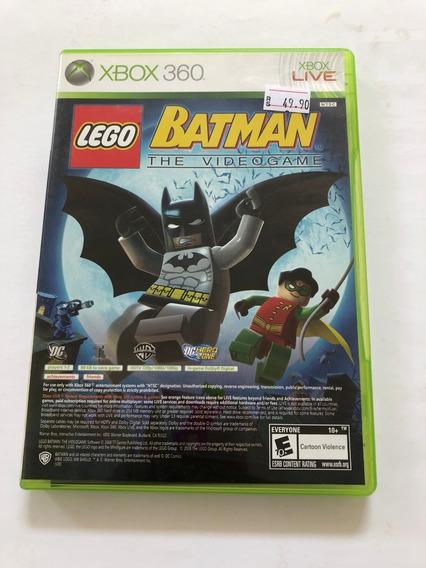 Lego Batman The Video Game + Pure Xbox 360 Midia Fisica